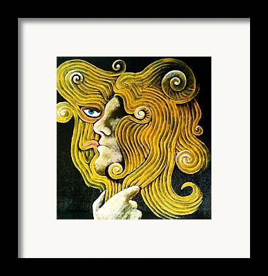 Illusory Appearances Framed Prints
