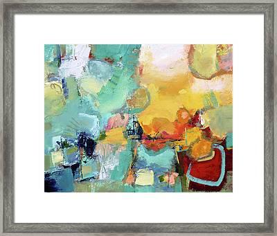 Mishmash Framed Print by Elizabeth Chapman