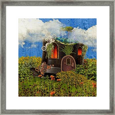 Missing Wonderland Framed Print