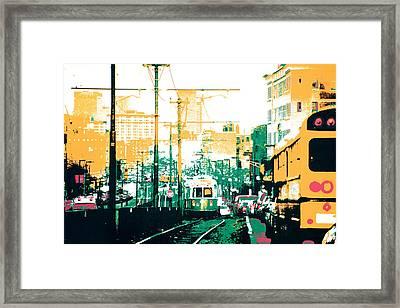 Mission Hill Framed Print