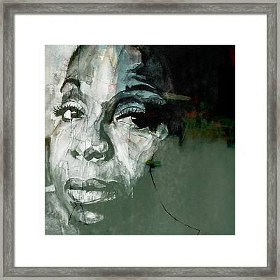 Mississippi Goddam Framed Print by Paul Lovering