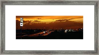 Missouri 291 Framed Print by Steve Karol