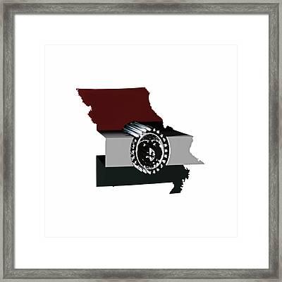 Missouri 6a Framed Print