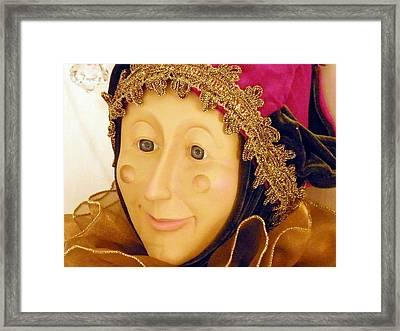 Mister Jester Framed Print by Richard Mansfield
