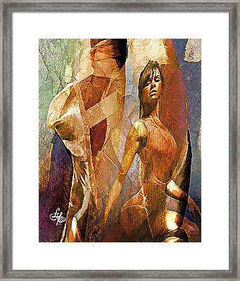 Misty Copeland Framed Print