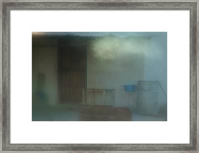 Misty Mornings.. Framed Print by Al  Swasey