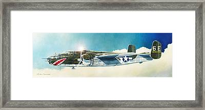 Mitchell Framed Print