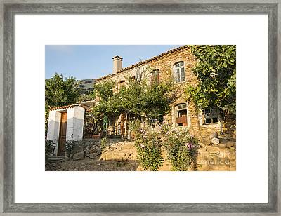 Mix Of Old And New Framed Print