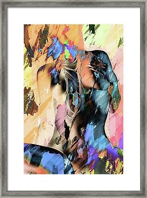 Mixed Framed Print