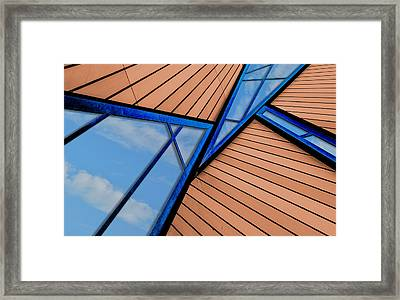 Mixed Perspective Framed Print