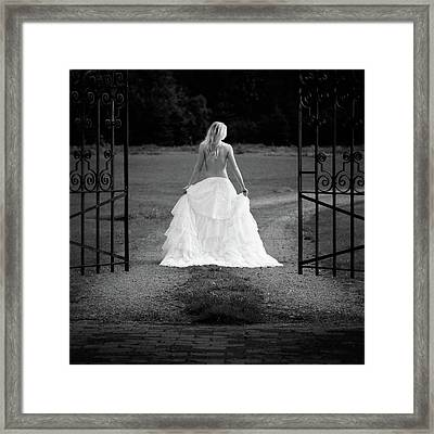 M'lady 1 Framed Print by Naman Imagery