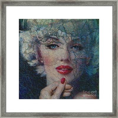 Mm 132 A Framed Print by Theo Danella