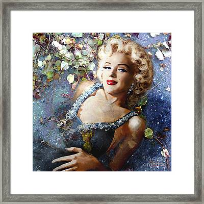 Mm Resurrection  Framed Print by Theo Danella