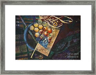 MMS Framed Print by Vipula Saxena