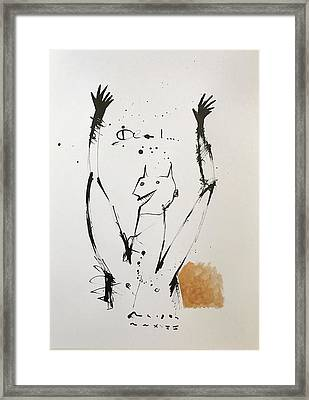 Mmxvii Deal Framed Print
