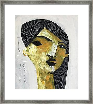 Mmxvii Expressions No 2  Framed Print