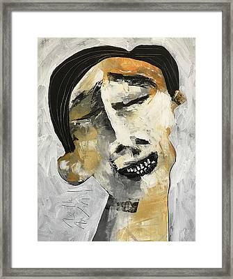 Mmxvii Expressions No 5 Framed Print