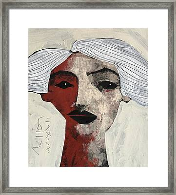 Mmxvii Expressions No 8 Framed Print