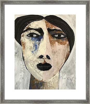 Mmxvii Expressions No 9  Framed Print