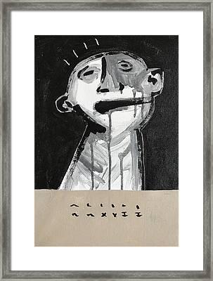 Mmxvii Memories No 3  Framed Print by Mark M Mellon