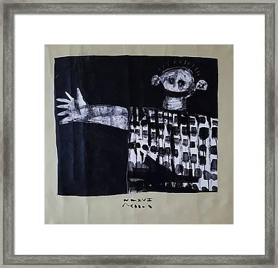 Mmxvii New Life  Framed Print by Mark M Mellon