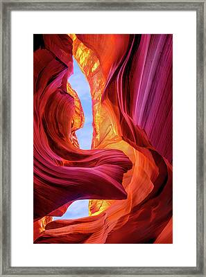 Endless Beauty Framed Print by Mikes Nature