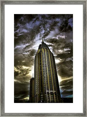 Mobile Al Gotham Framed Print by Gulf Island Photography and Images
