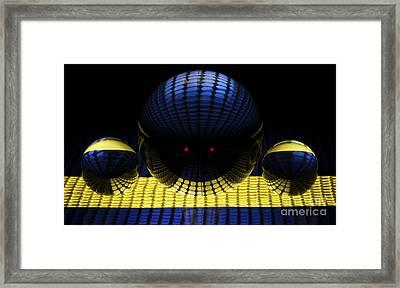 Mobious 20 Framed Print