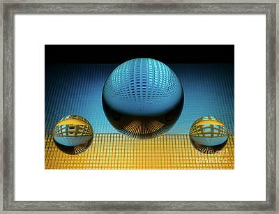 Mobious 27 Framed Print