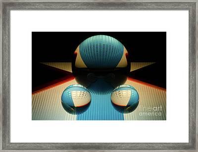 Mobious 29 Framed Print
