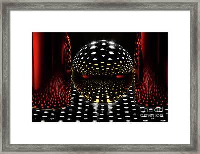 Mobious 31 Framed Print