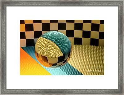 Mobious 36 Framed Print