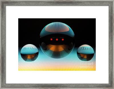 Mobious 38 Framed Print