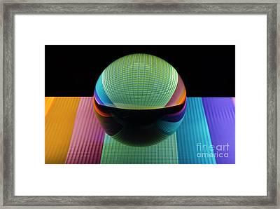 Mobious 7 Framed Print