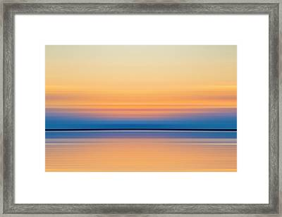 M'ocean 1 Framed Print by Peter Tellone