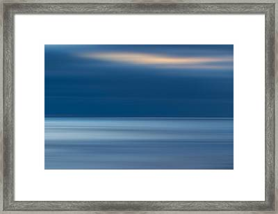 M'ocean 10 Framed Print by Peter Tellone
