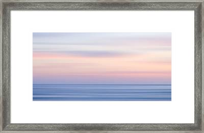 M'ocean 14 Framed Print by Peter Tellone