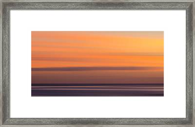 M'ocean 23 Framed Print by Peter Tellone