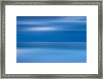 M'ocean 9 Framed Print by Peter Tellone