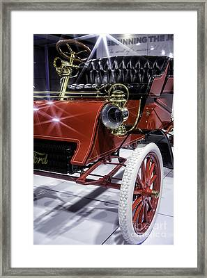 Model A 1903 Framed Print