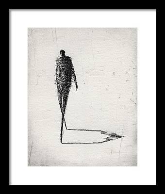 Etching Framed Prints