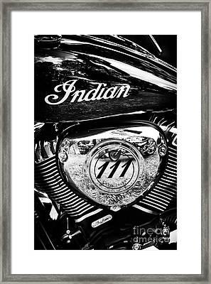 Modern Chief  Framed Print