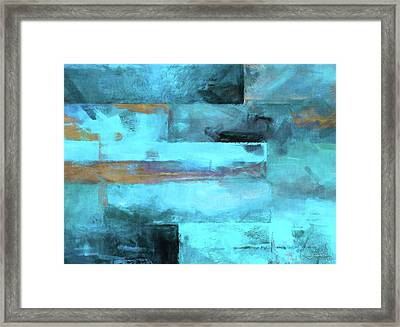 Modern Contemporary 5 Framed Print