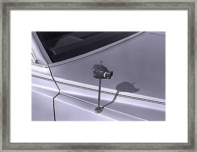 Modern Primitive Framed Print