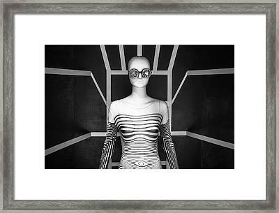 Modern  Framed Print by Scott Meyer
