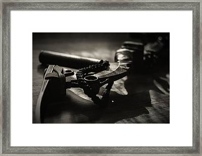 Framed Print featuring the photograph Modern Traditional by Tim Nichols
