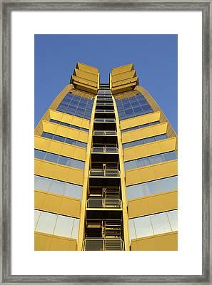 Modern W Hotel Barcelona Framed Print