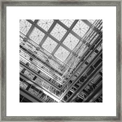 Modernity Framed Print