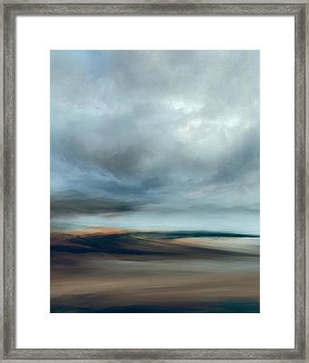 Modest Movement Framed Print by Lonnie Christopher