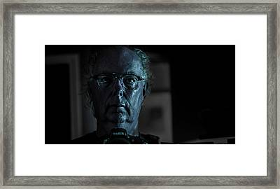 Moi Framed Print
